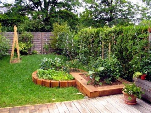 Kutilství na zahradu patří